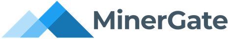 Mining Software: MinerGate Logo