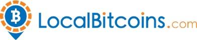 Crypto OTC Marketplace: LocalBitcoins.com Logo